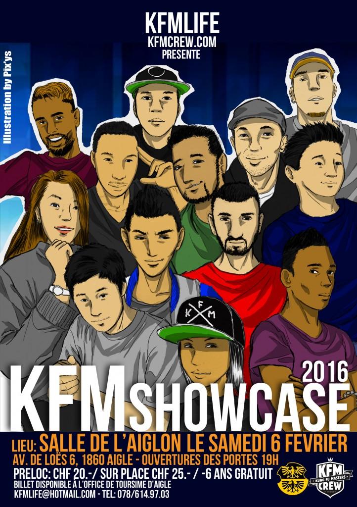 flyer showcase
